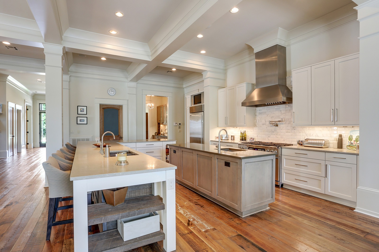 Mandeville Transitional Kitchen