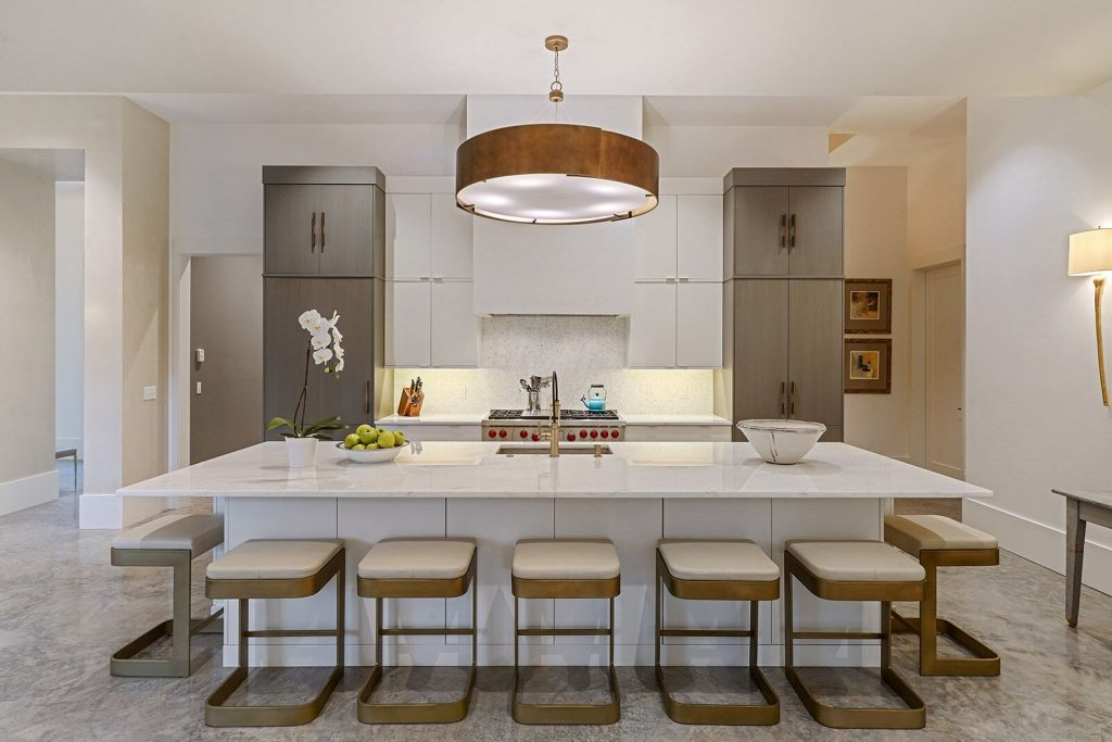 Photo of covington modern kitchen project