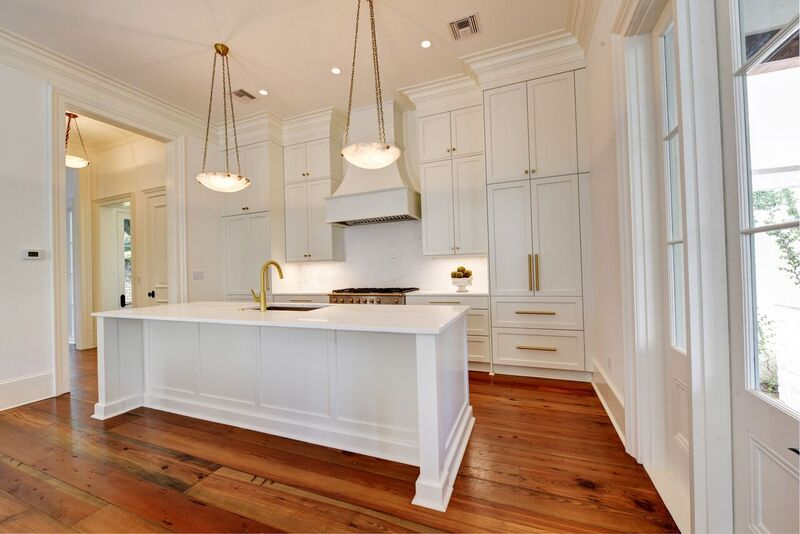 Custom kitchen french quarter classic photo
