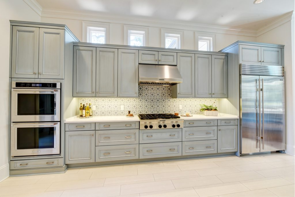 Old Metairie Traditional | Cabinets by Design