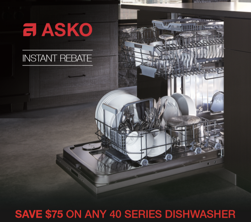 Photo of ASKO 40 Series dishwasher