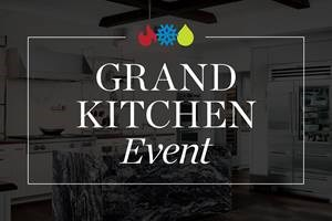 Image that says Grand Kitchen Event